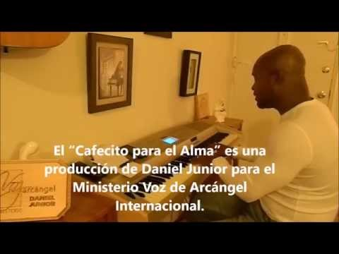 Daniel Junior - Cafecito musical del viernes - D Berrios