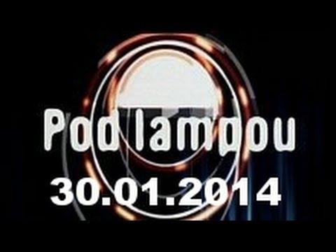 Večer pod lampou - Dominika Cibulková / Ján Palach a dnešok