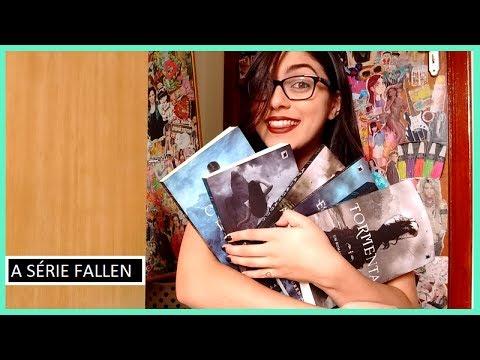 Resenha: Série Fallen completa | Bruna Fazio