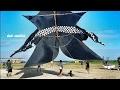 Layang layang in mertasari beach
