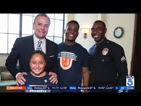 KTLA Evening News: Special Feature on Rick Caruso
