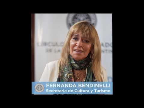 DIA DEL LEGISLADOR 2020 - Diputada Nacional (MC) Fernanda Bendinelli