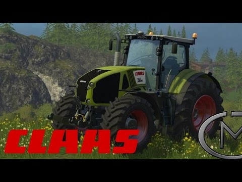 CLAAS Axion 950 v0.5 beta