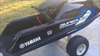 7. 2014 Yamaha Superjet for sale