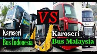 Video Karoseri Bus Indonesia VS Karoseri Bus malaysia #bus mania MP3, 3GP, MP4, WEBM, AVI, FLV Maret 2019
