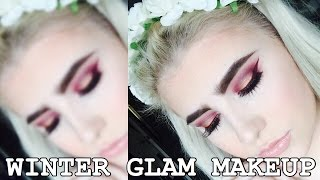 Hey, This look is a winter glam eye and lip look! Enjoy! Makeup Used; Urban Decay Primer Potion - Original ABH Modern Renaissance Palette - Tempera, Red ...