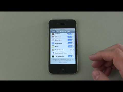 comment ouvrir un i iphone 4