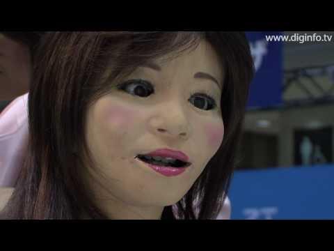 Tokyo Exhibition Welcomes Next Gen Robots picture