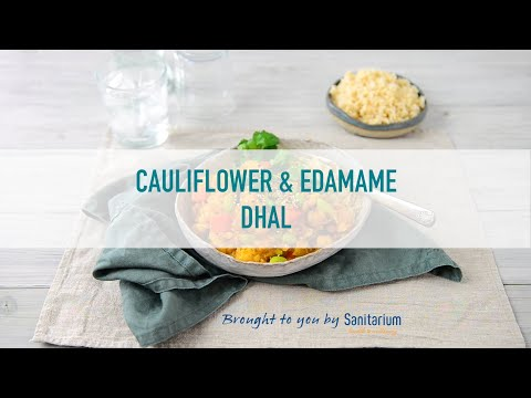 Cauliflower and edamame dhal thumbnail 3