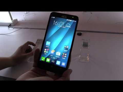 Asus ZenFone 2 (ZE550ML) Hands On [English]