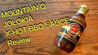 X-Hot Jolokia BBQ Sauce Review