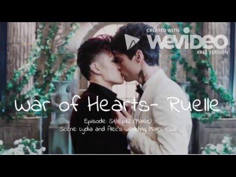 Ruelle- War of Hearts lyrics
