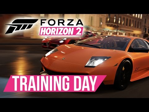 Training - So on the 10th October, I will at the Manchester Train Station taking on people from the public and you guys :D So Xbox Invited me down to Playground Games to get ready This Video is sponsored...