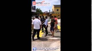 Simpang Renggam Malaysia  city pictures gallery : 26 03 2015 Verbal Abuse Leads To Aggressive Dispute Simpang Rengam Malaysia Crime Focus 360