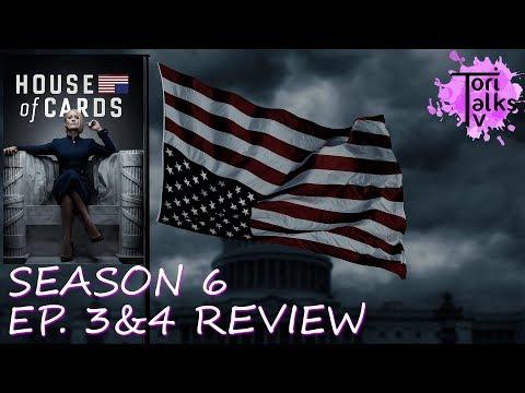House of Cards: Season 6 Episodes 3 & 4 - Recap & Review