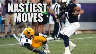 Video Nastiest Moves (Hurdles, Jukes, Spin Moves, & Stiff Arms) Of The 2017-18 College Football Season ᴴᴰ MP3, 3GP, MP4, WEBM, AVI, FLV Desember 2018