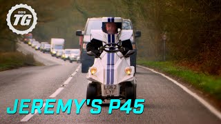 Download Lagu Jeremy's P45 | Smallest Car in the World! | Extended Full HD | Top Gear | BBC Mp3