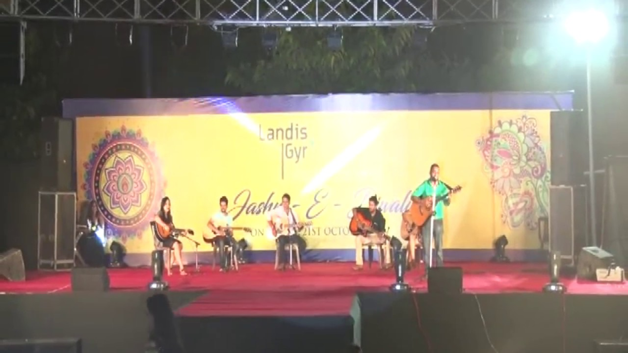 Guitar medley bollywood songs LnG