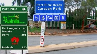Port Pirie Australia  City pictures : Port Pirie Beach Caravan Park - Port Pirie - South Australia - You Travel Australia