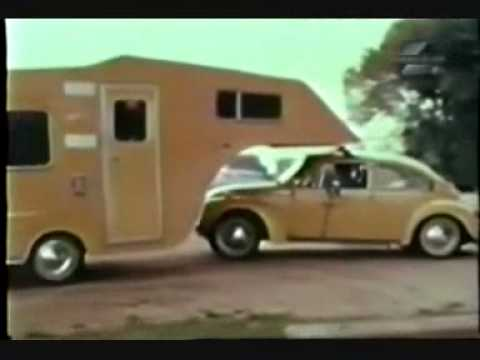 Awesome 60S Camper