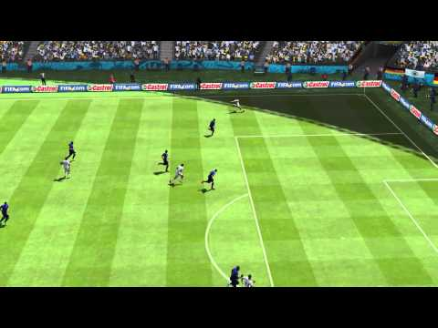 FIFA 14_ 7-3 Online Worldcup