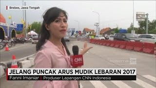 Video Rekayasa Lalulintas di Jalur Pantura Mudik Brebes, Jawa Tengah MP3, 3GP, MP4, WEBM, AVI, FLV Maret 2019