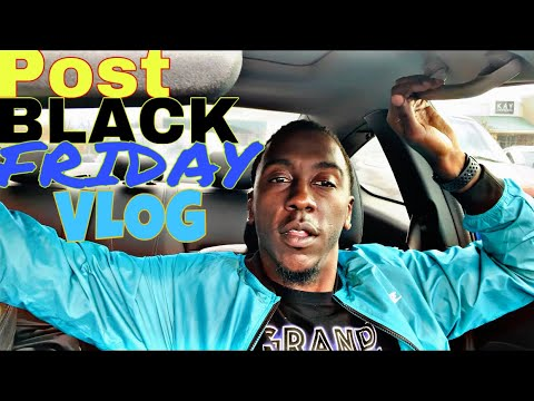 Post Black Friday Steals N Deals Mall Vlog