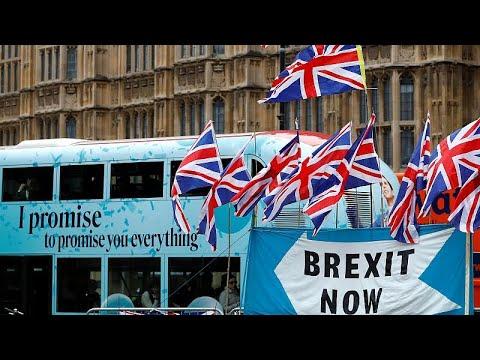Έτοιμες οι προτάσεις του Μπόρις Τζόνσον για το Brexit