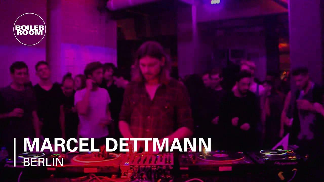 Marcel Dettmann - Live @ Boiler Room Berlin 2013