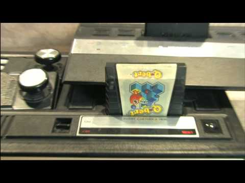 Classic Game Room HD - COLECOVISION system review part 1