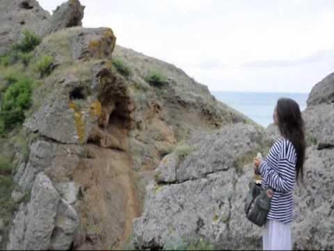 Название Видео - Пешее путешествие из Орджоникидзе в Коктебель, часть 4