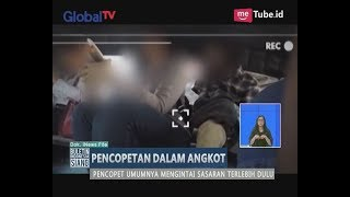 Video Waspada! Aksi Pencopet di Dalam Angkot - BIS 13/09 MP3, 3GP, MP4, WEBM, AVI, FLV November 2017
