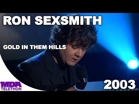 "Ron Sexsmith - ""Gold In Them Hills"" (2003) - MDA Telethon"