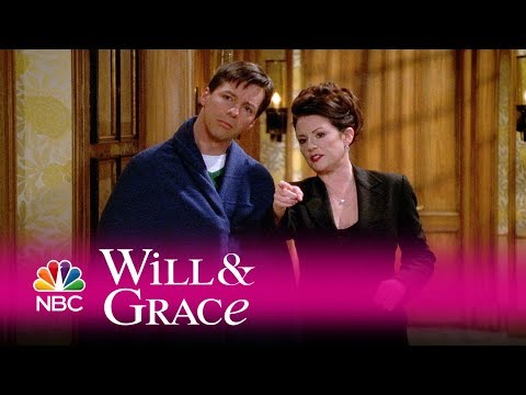 Will & Grace - Jack Discovers the Forbidden Room (Highlight)