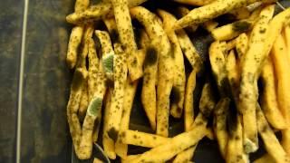 McDonalds Pommes Frites - Gammeltest - Tag 14