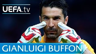 Gianluigi Buffon v Barcelona: Save of the Season?, cup c1,cup c1 chau au,video cup c1,juventus vs Barcelona,