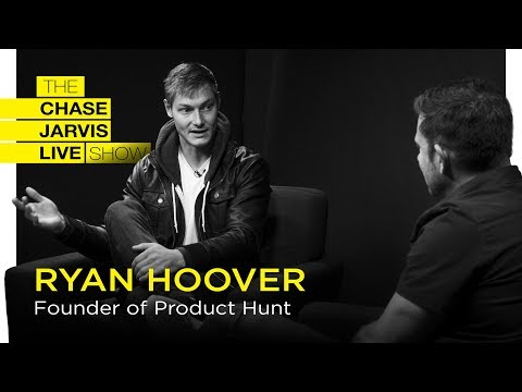 How to Launch Your Next Project /w with Product Hunt's Ryan Hoover