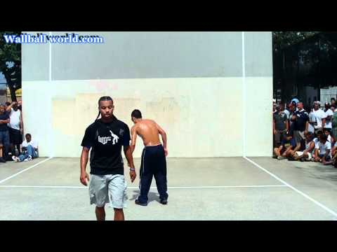Timbo vs Tavo - King of the Court, NYC 2011