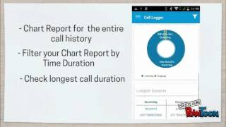 Call Logger - History Manager YouTube video