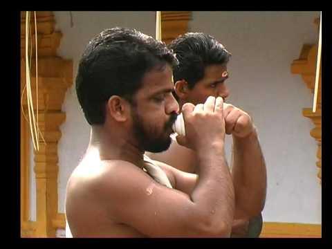 Kerala: Ritual Music at a Traditional Temple Festival short film