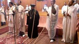 Ethiopian Orthodox 2005/2013 Debre Selam MedhaniAlem Official Opening Ceremony (Brandon, MB) #12