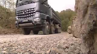 شاحنة مرسيدس أروكس   عالم السرعة
