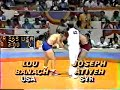 Lou Banach vs Joseph Atiyeh of Syria in 1984 Olympic Finals