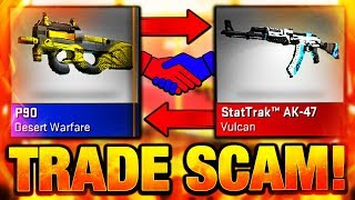 """SITE GET FREE SKINS http://earn.gg?ref=quadmft CSGO TRADE SCAM + LEGIT OR FAKE TRADING SITE SECRET SCAM!! (CS:GO) Code QUADMFT free $ on http://csgoroll.com/#/promo/QUADMFT FREE SKINS DOWNLOAD HERE http://freemyap.ps/QuadSquad NOTIFICATION SQUADDDD click LIKE►Subscribe Here: http://www.tinyurl.com/SubQuad►My Twitter: https://twitter.com/Quadmft►My Twitch: http://www.twitch.tv/Quadmft►My Instagram: http://www.instagram.com/Quadmft►My Channel: http://goo.gl/Zofk7q►Business Email: quadmft @ gmail►►►Use code """"QUADMFT"""" for CHEAP GFUEL! - http://www.gfuel.comFREE SKINS - http://freemyap.ps/QuadSquadBuy CSGO Skins cheaper here - http://goo.gl/wjJZzT ►►►Use code """"QUADMFT"""" for CHEAP KontrolFreeks! - http://goo.gl/ldfHFGGalaxyDrop - http://www.galaxydrop.netOutro song -https://soundcloud.com/2-12-music/push-you-feat-odie-kj-and-lil-smoochie-prod-ben-geiseMake sure to subscribe for more NEW VIDEOS everyday! I'm very close to getting to 180,000 Subs! Shoutout to earn.gg for partnering up for this vid!Beats used -Chuki Beatshttps://www.youtube.com/user/CHUKImusicMonstercat Music used:https://goo.gl/oabZW2Monstercat Channel: https://goo.gl/pLPcSoBuy the song:http://goo.gl/YnRNAr"""