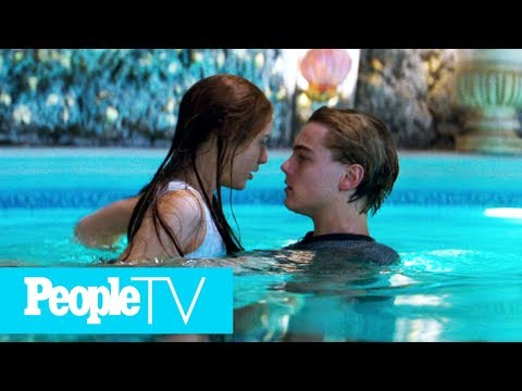 Behind The Pool Scene From Baz Luhrmann's 'Romeo + Juliet' | PeopleTV | Entertainment Weekly