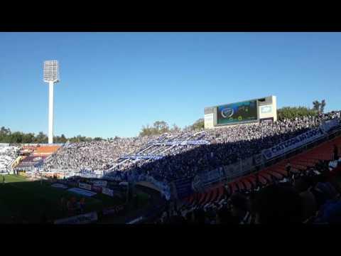 Godoy Cruz vs San Martin (SJ) , (hinchada) - La Banda del Expreso - Godoy Cruz