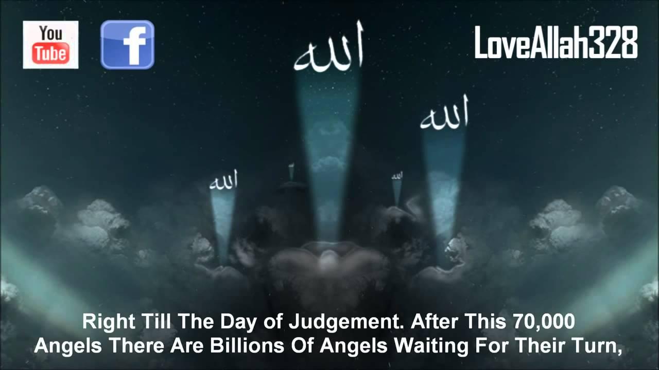 Glorifying The Al Mighty Allah   Powerful Speech HD