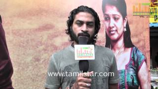 Yogi Ram at Tamil Selvanum Kalai Selviyum Team Interview