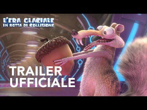 Preview Trailer L'era glaciale: in rotta di collisione, nuovo trailer ufficiale italiano