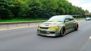 COLLECTING A WIDE ARCH EVO!!!